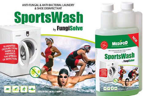 detergent for sports clothes